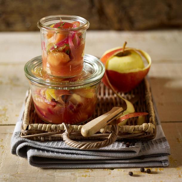 Apfel-Chutney Rezept
