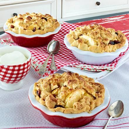 apfel crumble pie rezept chefkoch rezepte auf. Black Bedroom Furniture Sets. Home Design Ideas