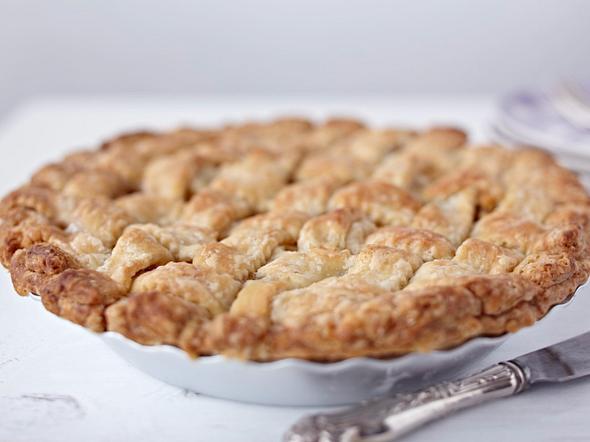 Apfel-Ingwer-Pie Rezept