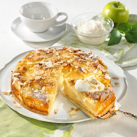 Apfel-Käse-Kuchen Rezept