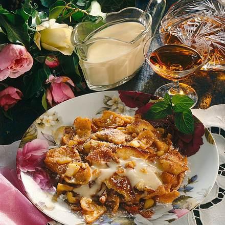 Apfel-Kaiserschmarren Rezept
