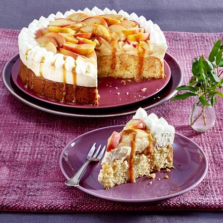 Apfel-Karamell-Kuchen Rezept