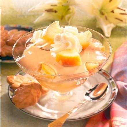 Apfel-Karamell-Pudding Rezept