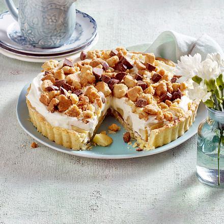Apfel-Karamell-Tarte Rezept