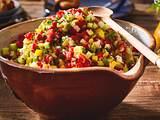 Apfel-Kren-Salat Rezept