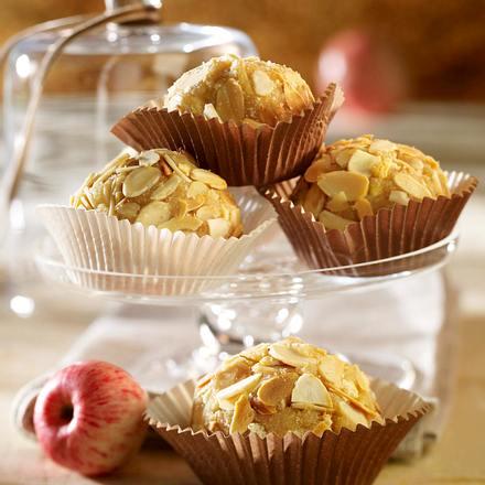 Apfel-Marzipan-Kugeln Rezept