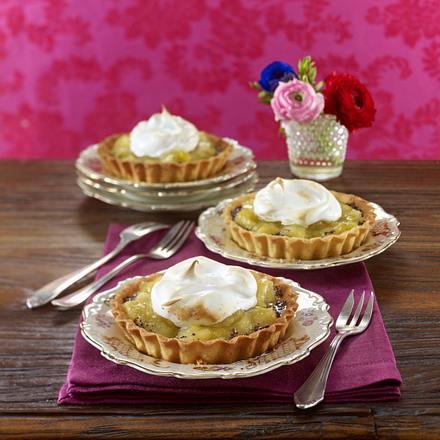 Apfel-Mohn-Tarteletts Rezept