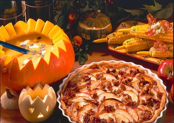 Apfel-Pie mit Pecannüssen Rezept