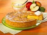 Apfel-Pudding-Kuchen Rezept