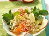 Apfel-Sprossen-Salat Rezept