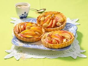 Apfel-Tarteletts Rezept