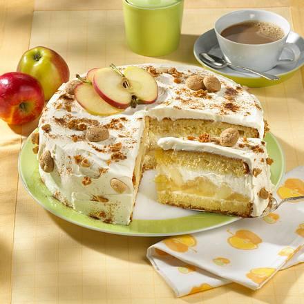 Apfel-Tiramisu-Torte Rezept