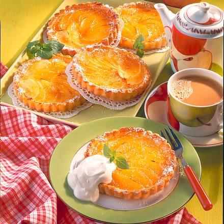 Apfel-Torteletts Rezept