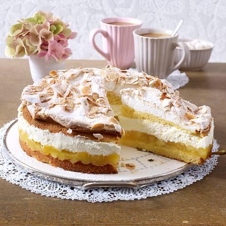 Apfelbaiser Torte Rezept Lecker