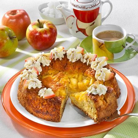 Apfelkuchen Rezept
