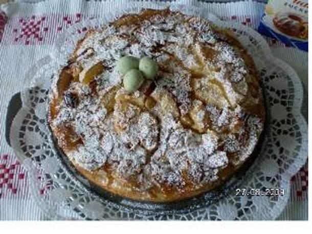 Apfelkuchen mit Zitrone Rezept