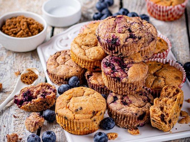 Apfelmus-Muffins Rezept
