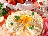 Apfelmus-Torte Rezept