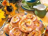Apfelschnecken Rezept