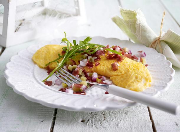 Appenzeller-Omelett Rezept