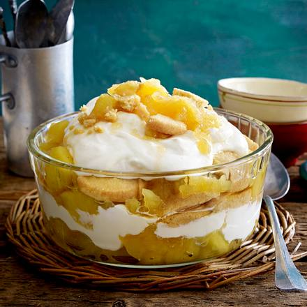 Apple Pie (Trifle) Rezept