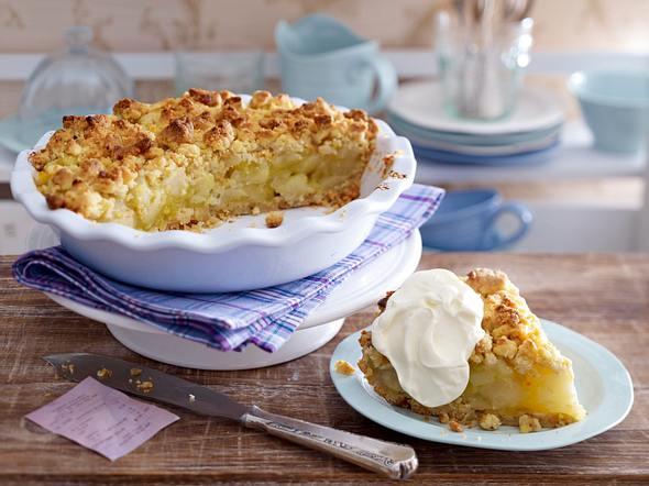 Apple-Walnut-Pie Rezept