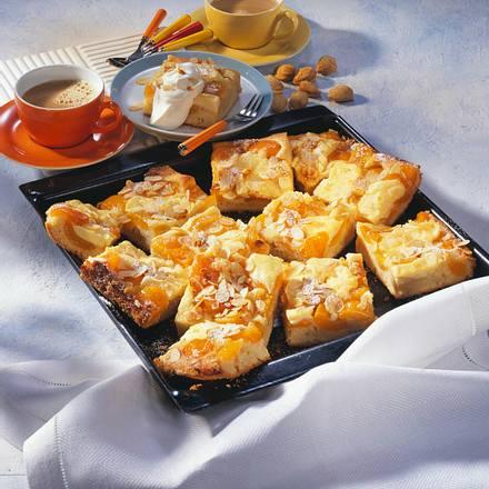 Aprikosen-Butterkuchen Rezept