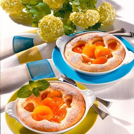 Aprikosen-Clafoutis Rezept
