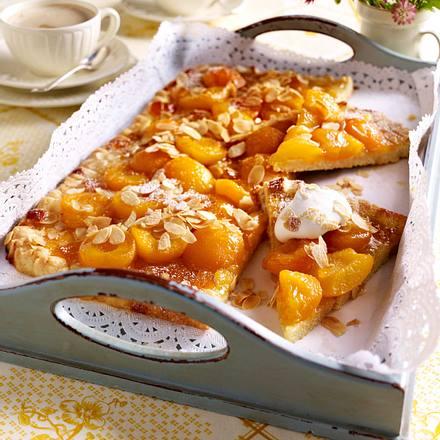 Aprikosen-Crostata Rezept