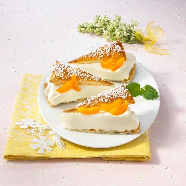 Aprikosen-Friesen-Torte Rezept