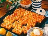 Aprikosen-Gitterkuchen Rezept