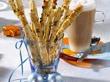 Aprikosen-Grissini-Stangen Rezept