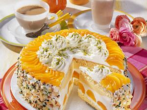 Aprikosen-Joghurtcreme-Torte Rezept