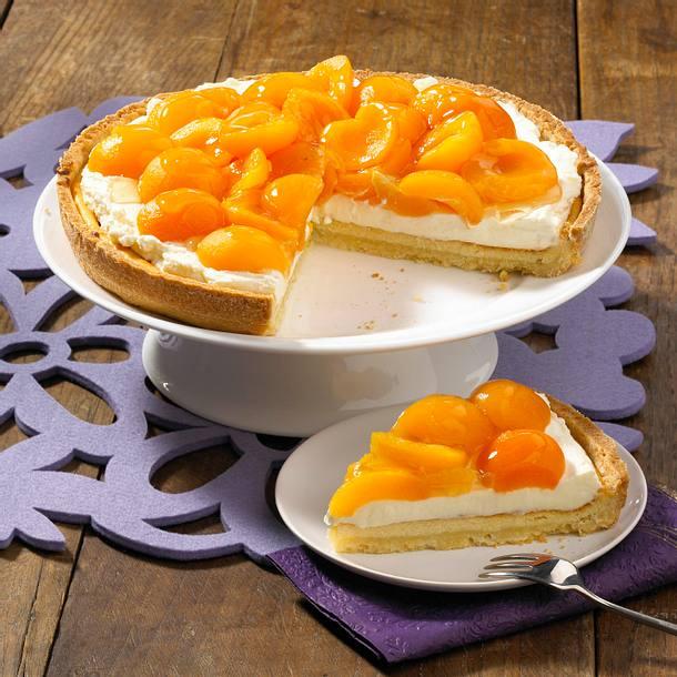 Aprikosen-Käse-Torte (Diabetiker) Rezept