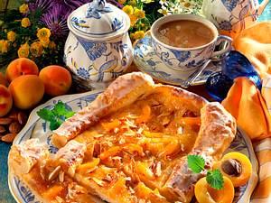 Aprikosen-Marzipan-Streifen Rezept