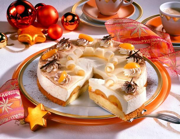 Aprikosen-Marzipan-Torte Rezept