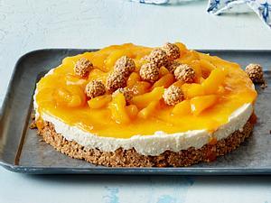 Aprikosen-Milchreis-Torte Rezept