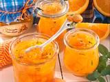 Aprikosen-Orangen-Marmelade mit Minze Rezept