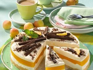Aprikosen-Philadelphia-Torte Rezept