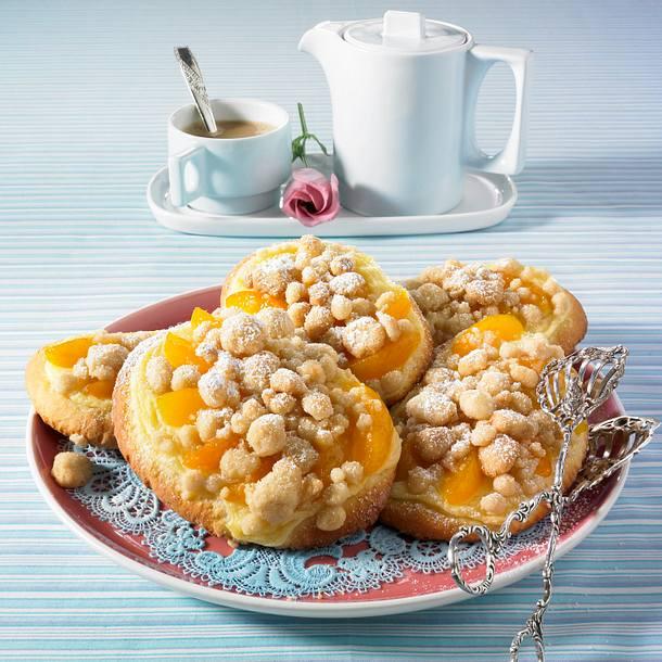 Aprikosen-Pudding-Küchlein Rezept