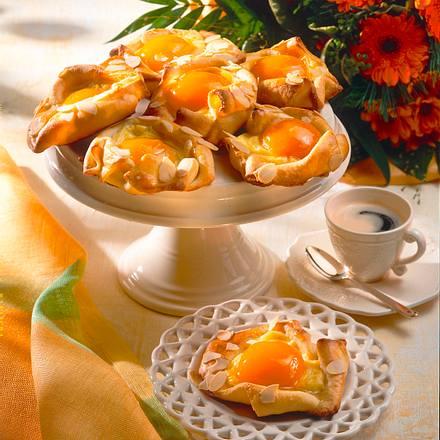 Aprikosen-Pudding-Küchlein (Diabetiker) Rezept