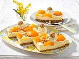 Aprikosen-Ricotta-Kuchen Rezept