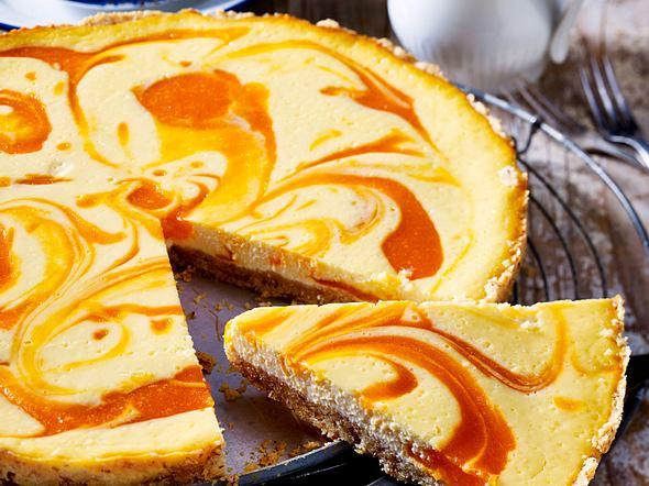 Aprikosen-Ricotta-Tarte Rezept