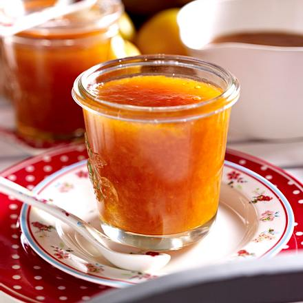 Aprikosen-Roibusch-Konfitüre Rezept