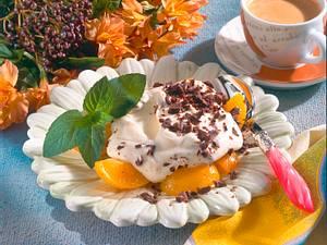Aprikosen-Stracciatella-Dessert Rezept