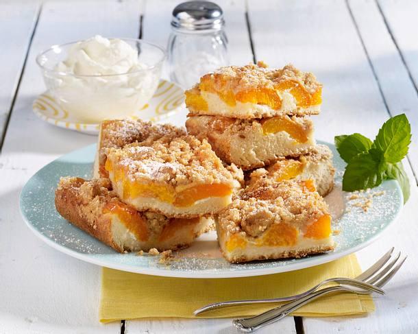 Aprikosen-Streuselkuchen Rezept