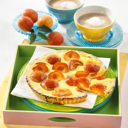 Aprikosen Tarte Rezept