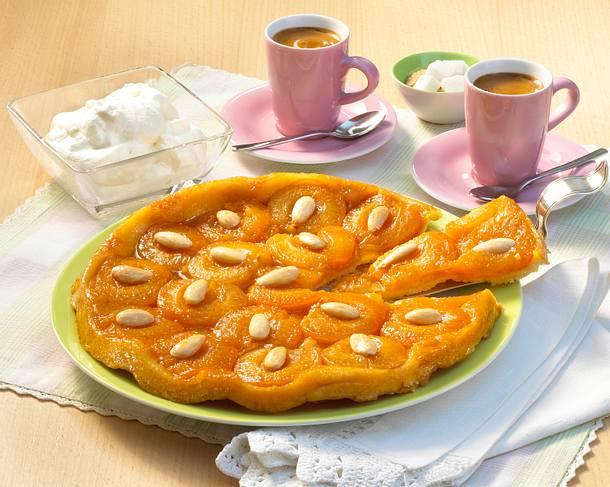 Aprikosen-Tarte Rezept