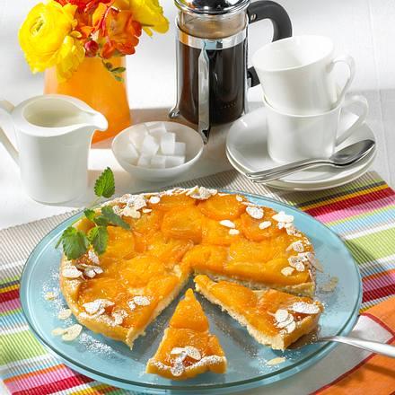 Aprikosen-Tarte (Diabetiker) Rezept