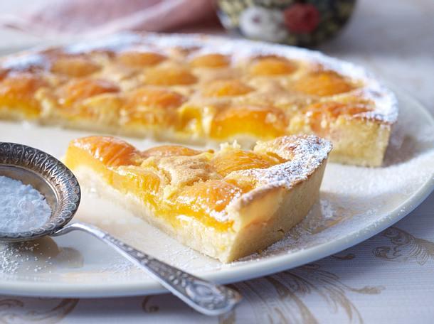 aprikosen tarte mit mandelcreme rezept chefkoch rezepte auf kochen backen und. Black Bedroom Furniture Sets. Home Design Ideas